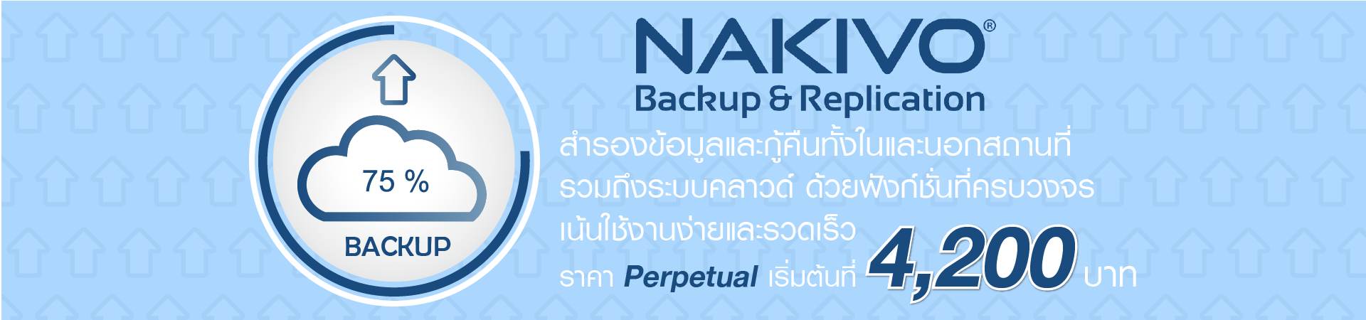 Nakivo backup&replication