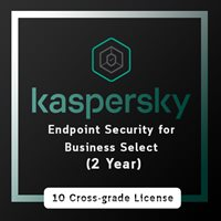 Kaspersky Endpoint Security for Business Select (2 Year) / 10 cross grade license