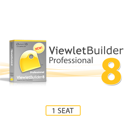 ViewletBuilder Professional 1 Seat
