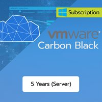 VMware Carbon Black -5 Year Subscription For Windows server