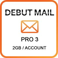 Debut Mail Pro 3