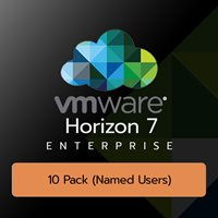 VMware Horizon 7 Enterprise: 10 Pack (Named User)