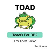 Toad for DB2 LUW Xpert Edition