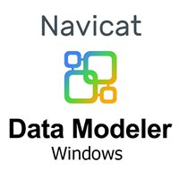 Navicat Data Modeler Windows