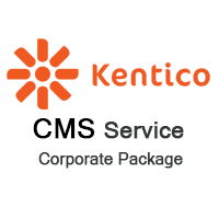 Kentico CMS - Corporate Package