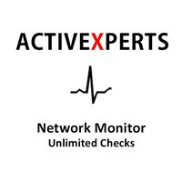 ActiveXperts - Network Monitor Unlimited Checks