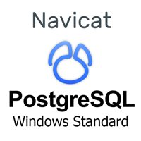 Navicat PostgreSQL Window Standard
