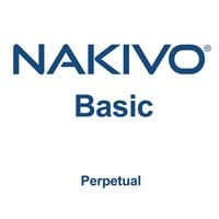 NAKIVO Backup & Replication Basic - Perpetual