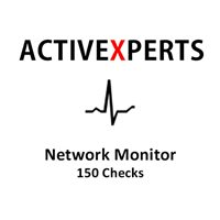 ActiveXperts - Network Monitor 150 Checks
