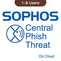 Sophos Central Phish Threat (On Cloud) 1-9 Users