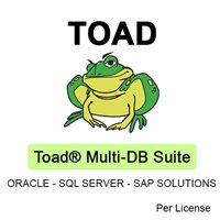 Toad Multi-DB Suite (Oracle - SQL Server - SAP Solutions)