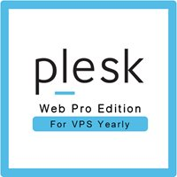 Plesk Web Pro Edition for VPS Yearly