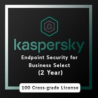 Kaspersky Endpoint Security for Business Select (2 Year) /  100 cross grade license