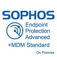 Sophos - Endpoint Protection Advance + MDM Standard  (On premise)