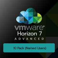 VMware Horizon 7 Advanced: 10 Pack (Named User)