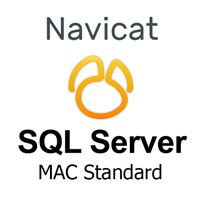 Navicat SQL Server Mac Standard
