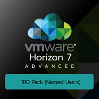 VMware Horizon 7 Advanced: 100 Pack (Named Users)