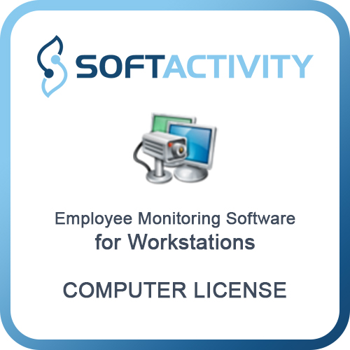 SoftActivity Monitor - Computer License