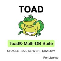 Toad Multi-DB Suite (Oracle - SQL Server - DB2 LUW)