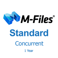 M-Files Online Standard Concurrent (Yearly Subscription)