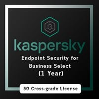 Kaspersky Endpoint Security for Business Select (1 Year) / 50 cross grade license