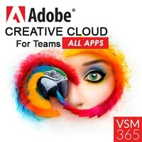 Creative Cloud for teams All Apps - Subscription