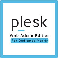 Plesk Web Admin Edition for Dedicated Yearly