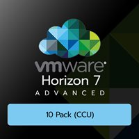 VMware Horizon 7 Advanced: 10 Pack (CCU)