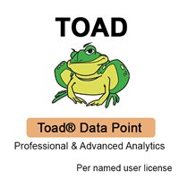 Toad Data Point Professional & Advanced Analytics