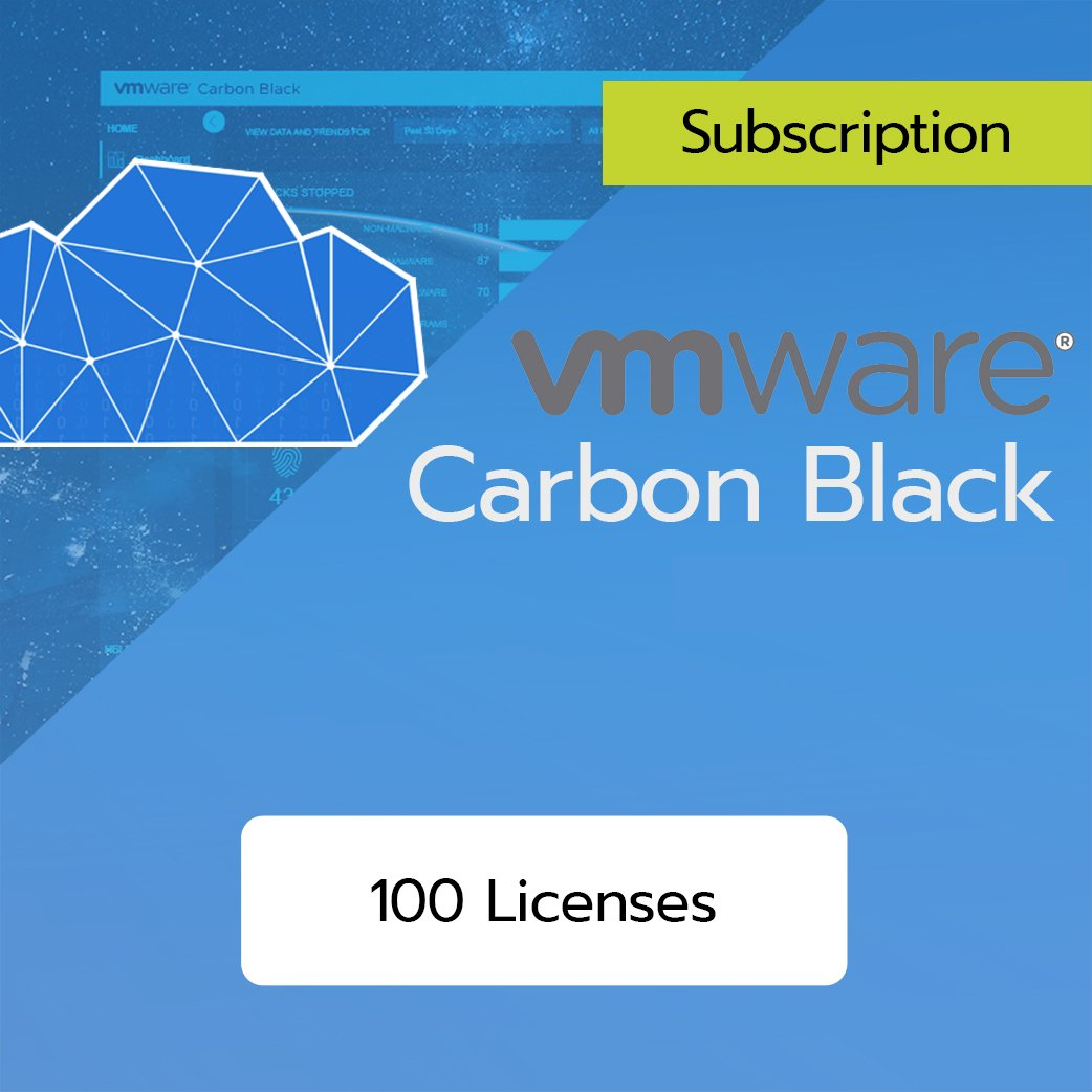 VMware Carbon Black 100 Licenses