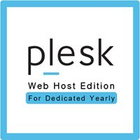 Plesk Web Host Edition for Dedicated Yearly