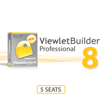 ViewletBuilder Professional 5 Seats