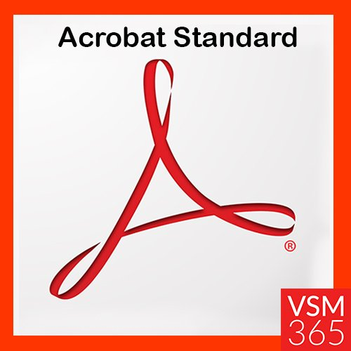Acrobat Standard DC for teams - Subscription