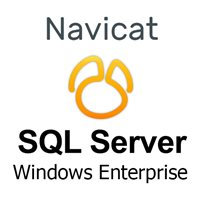 Navicat SQL Server Windows Enterprise