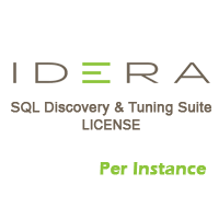 SQL Discovery & Tuning Suite - License
